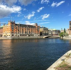 Stockholm, Louvre, Building, Summer, Travel, Instagram, Viajes, Buildings, Summer Recipes