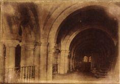 Triforio da catedral de Lugo, ca. 1900