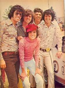 Osmonds..Donny was my first love  still love him.Please check out my website thanks. www.photopix.co.nz