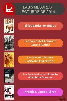 Mejores lecturas de 2014
