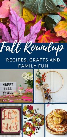 Fall Roundup: Recipe