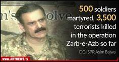 Wasiq1's Karachi blog : Two Years of Operation Zarb-e-Azb