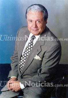 """Guillermo José Manuel González Regalado, más conocido como Guillermo """"Fantástico"""" González,1 es un presentador, actor y empresario venezolano de origen español. Foto: Archivo Fotográfico/Grupo Últimas Noticias"""