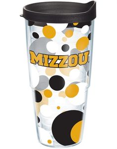 Tervis cup MIZZOU style