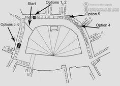 piazza del campo map 2015