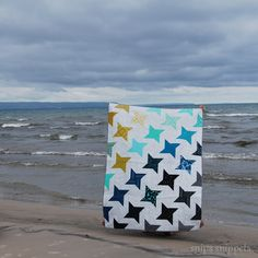 snips snippets - Twinkle Twinkle quilt