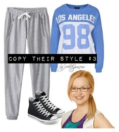 """""""Maddie from Liv and Maddie"""" by frehleyprincess on Polyvore"""