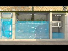 Ecosol Bio Filter - Tertiary Treatment of Stormwater - YouTube