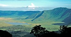 Ngorongoro Crater, Ngorongoro Crater