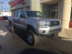 2014 Toyota Tacoma, 14,255 miles, $32,950.