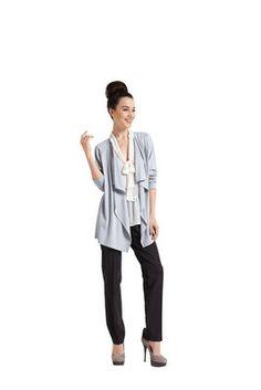 Schnittmuster: Jacke mit Raglanärmel - Jacken, Mäntel & Westen - Katalogschnitte - burda style