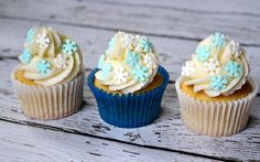 Doctor Up a Boxed Cake Mix to Make the Best Cupcakes Ever*** swap sugar for apple sauce, swap sour cream for greek yogurt
