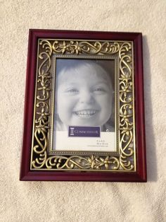 Metal and Wood Frame 4 x 6 in New   eBay