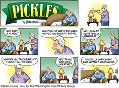 Pickles comic strip for Feb/07/2016