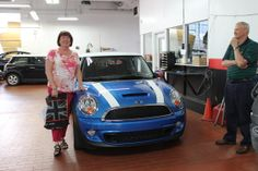 Sy Hi to this new MINI Owner