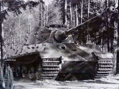 Original photo of a brand new Tiger II. Tiger Ii, Ww2 Pictures, Military Armor, Tiger Tank, Armored Fighting Vehicle, Ww2 Tanks, Battle Tank, World Of Tanks, Harbin