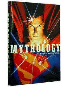 Mythology is a book in which every page explodes with the power of the icons it celebrates. http://www.amazon.com/Mythology-The-Comics-Alex-Ross/dp/0375422404/ref=sr_1_18?m=A3030B7KEKNTF7&s=merchant-items&ie=UTF8&qid=1394466535&sr=1-18&keywords=art