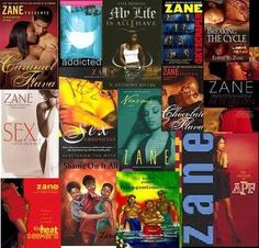 BEFORE 50 SHADES, THERE WAS ZANE
