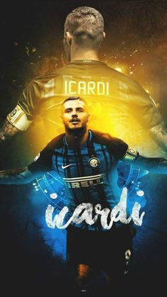 Mauro Icardi #inter #art #internazionale #fcinter #footballart #soccerart #icardi #mauroicardi #milano #footballpicture #seriea #seriaa Inter Sport, Milan Football, Mauro Icardi, Football Wallpaper, Football Players, Fifa, Iphone Wallpaper, Soccer, Desk