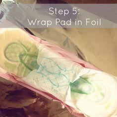 Postpartum Pad 5
