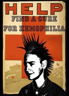 Help find a cure for Hemophilia #hemophilia #helpfindacureforhemophiia