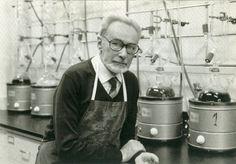 Primo Levi, chimico col grembiulino #PrimoLevi25