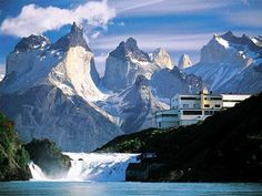 Patagonia - South America.  definitely on the list.