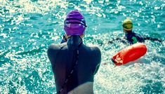 Open Water Swimming, Weather Conditions