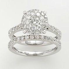 engagement ring.. Princess cut would be PERFECT!