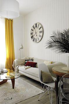 Proyecto de decoración en Madrid. Así ha quedado el lavado de cara de este piso que hemos hecho en nuestra asesoría. ¿Os gusta el resultado? Todo, aquí: http://www.micasanoesdemuñecas.com/proyecto-de-asesoria-decoracion-de-salon-en-madrid/