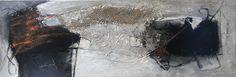 PETRA LORCH | ABSTRAKTE MALEREI | www.lorch-art.de | Komposition 10.065 – 40×120…