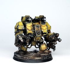 Imperial Fist Ironclad Dreadnought