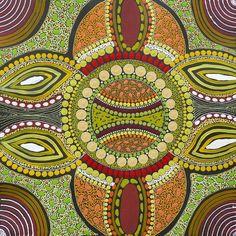 Australian Aboriginal Craft | Paintings artwork: Contemporary Australian Aboriginal Art