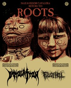 Long Live The Loud 666: MAX & IGGOR CAVALERA RETURN TO ROOTS WITH:IMMOLATI...