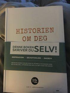 Min nye bok