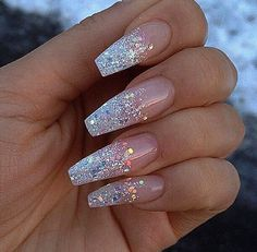 The Best Silver Nail Designs And Polish Ideas For Fashionable Women Girls See Our Collection With Different Colors