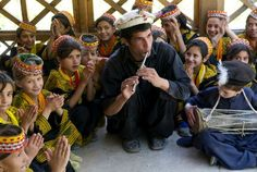 Kalash Tribe of #Pakistan... Simple beauty at its best!!