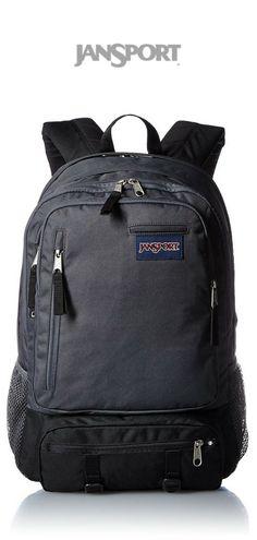 JanSport Envoy Laptop Backpack   Forge Grey   Click for More JanSport  Backpacks! Jansport Backpack 82b2929d725