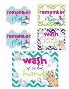 Bathroom Signs For Kindergarten bathroom signs for home   pinterdor   pinterest   bathroom designs