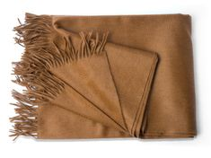 "Kaschmirplaid ""Begg & Co Arran Vicuna"", 147 x 183 cm von Begg x Co Arran, Plaid, Makeup, Fringes, Luxury, Cigars, Nice Asses, Gingham, Make Up"