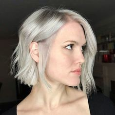 Today, we would like to acquaint you with the brightest variations of Ideas About Short Ash Blonde Hairstyles. Ash blonde color suits almost any type of. Ash Blonde Balayage Short, Ash Blonde Short Hair, Short Dark Hair, Light Ash Blonde, Very Short Hair, Blonde Highlights, Short Hair Cuts, Short Hair Styles, Locks
