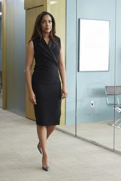 Jessica Pearson in Suits - Office Outfits Corporate Fashion, Office Fashion, Work Fashion, Business Fashion, Corporate Style, Jessica Pearson, Suits Tv Shows, Suits Series, Look Office