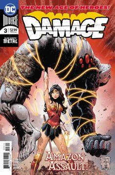 Damage (Volume) - Comic Vine
