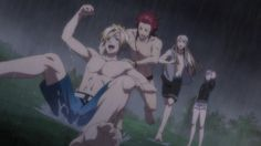Kamigami no Asobi ~~ While demonstrating their affection for Hades, the other gods refuse to miss a chance to have fun.