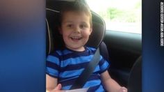 When a mom records her son's reaction to the news she's expecting, his reaction is priceless. This is too cute