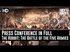 BOTFA Press conference - I actually watched the whole thing god I'm so nerdy