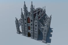 Cathedral : Minecraft - Minecraft about you searching for. Minecraft Kingdom, Minecraft Ships, Cute Minecraft Houses, Minecraft Statues, Minecraft Plans, Minecraft Tutorial, Minecraft Blueprints, Minecraft Buildings, Minecraft Mansion