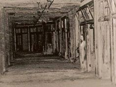 When paranormal investigators filmed at the abandoned Waverly Hospital, they didn't notice this image of a woman until they were editing~ Waverly Hills Sanatorium, Scary Places, Haunted Places, Creepy Things, Creepy Stuff, Haunted Houses, Unusual Things, Haunted Hospital, Abandoned Hospital