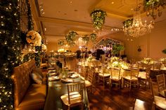 Location: The Brookhollow Country Club, Dallas, Texas  http://toddevents.com
