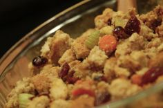GF Thanksgiving Stuffing